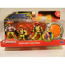 playskool adventure heroes firemen figures multi