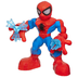 marvel spider-man adventures playskool heroes web-spinning