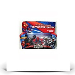 Amazing Spider Man Super Hero Squad 3PACK