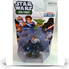 Heroes Star Wars Jedi Force Anakin Skywalker