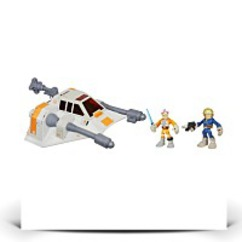Jedi Force Snowspeeder Luke Skywalker