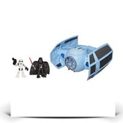 Jedi Force Tie Fighter With Darth