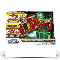 Marvel Heroes Iron Man Adventures Exclusive