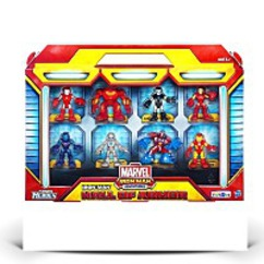 Discount Marvel Heroes Iron Man Adventures Exclusive