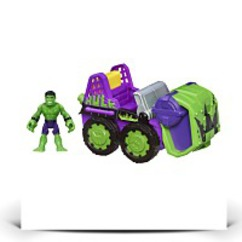 Discount Marvel Playskool Heroes Smash Mobile