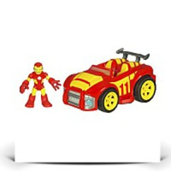 Marvel Super Hero Adventures Heroes Race