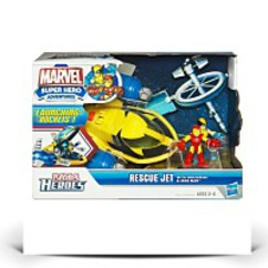 Marvel Super Hero Adventures Heroes Rescue