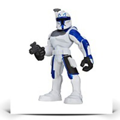 Discount Playskool Heroes Jedi Force Captain Rex