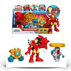 Playskool Heroes Marvel Action Gear Iron