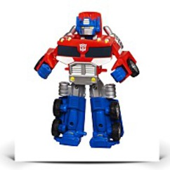 Discount Rescue Bots Playskool Heroes Optimus
