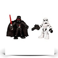 Discount Star Wars 2011 Playskool Jedi Force Mini