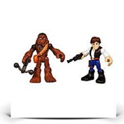 Star Wars 2011 Playskool Jedi Force Mini