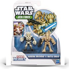 Discount Star Wars 2012 Playskool Jedi Force Mini