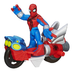 playskool heroes marvel spider-man adventures figure